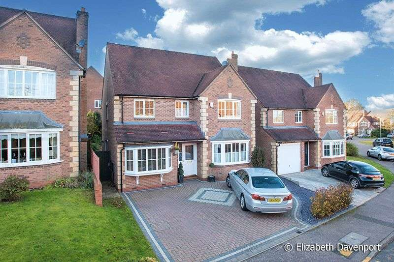 4 Bedrooms Detached House for sale in Church Road, Ryton On Dunsmore