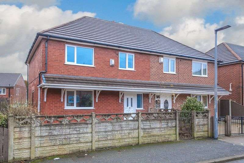 3 Bedrooms Semi Detached House for sale in Langdale Avenue, Ince