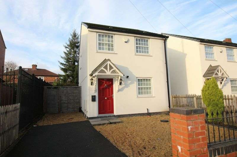3 Bedrooms Detached House for sale in Moston Lane, Moston