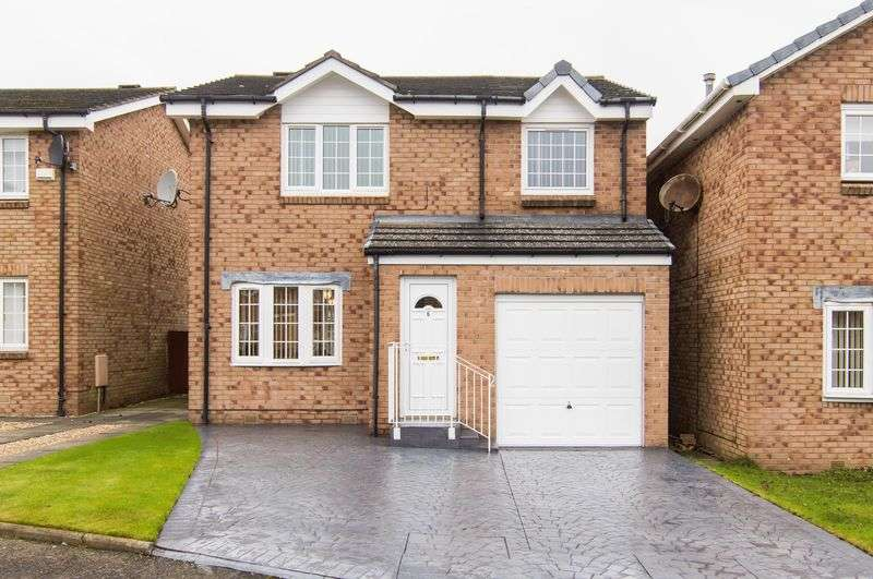 3 Bedrooms Detached House for sale in 6 Long Crook, South Queensferry, Edinburgh, EH30 9XR