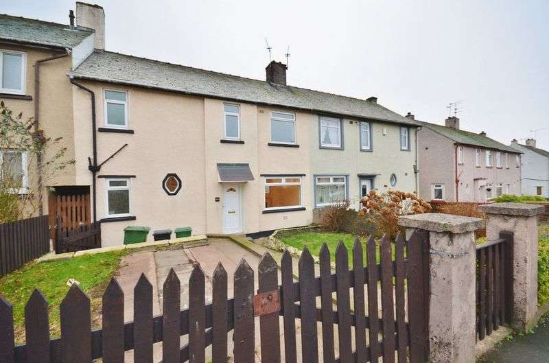 3 Bedrooms Terraced House for sale in Poole Road, Workington