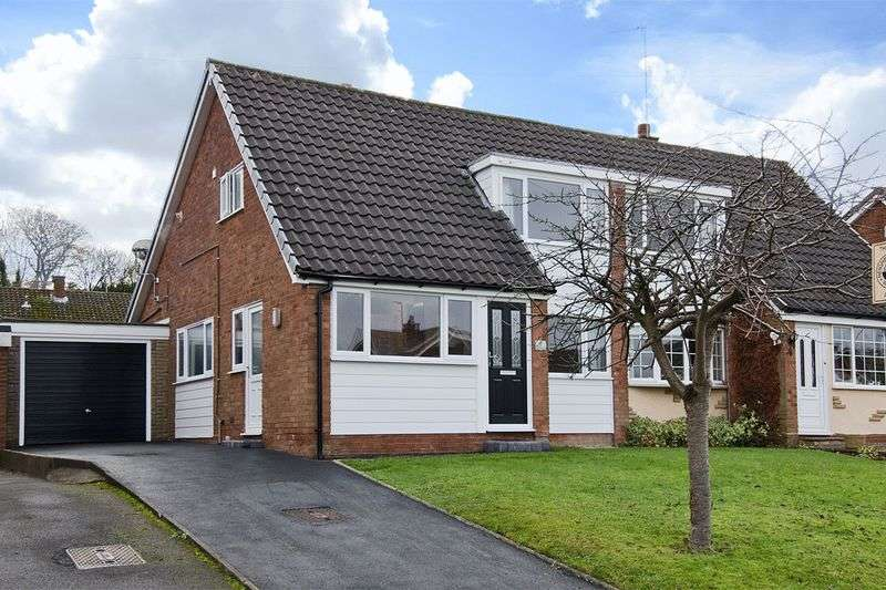 2 Bedrooms Semi Detached House for sale in Furze Way, Walsall
