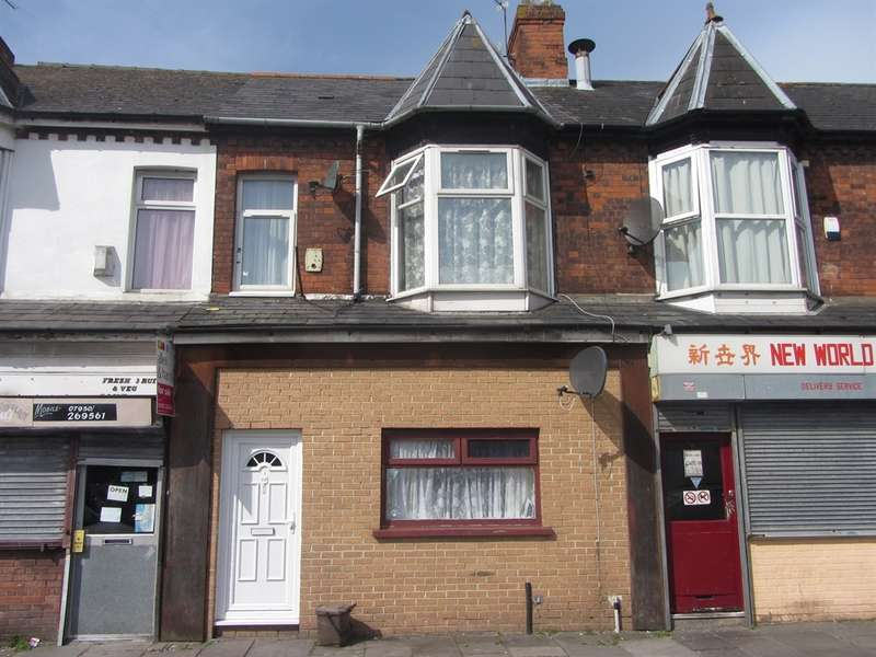 3 Bedrooms Terraced House for sale in Paget Street, Cardiff