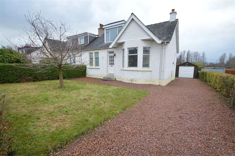 3 Bedrooms Semi Detached House for sale in Kethers Street, Motherwell