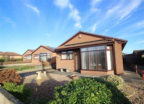 2 Bedrooms Bungalow for sale in Belmont Way, South Elmsall