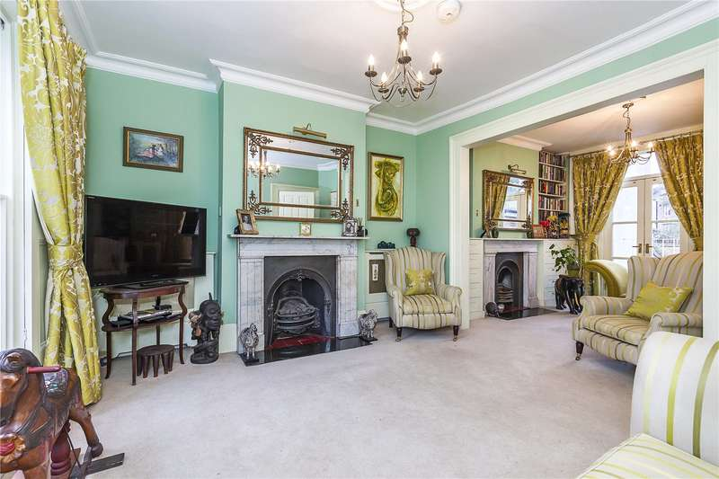 4 Bedrooms Terraced House for sale in Ashburnham Grove, London, SE10