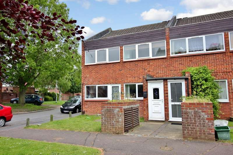 2 Bedrooms Flat for sale in Templemere, Norwich