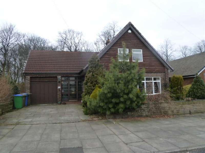 3 Bedrooms Property for sale in Heywood Hall Road, HEYWOOD, Lancashire, OL10