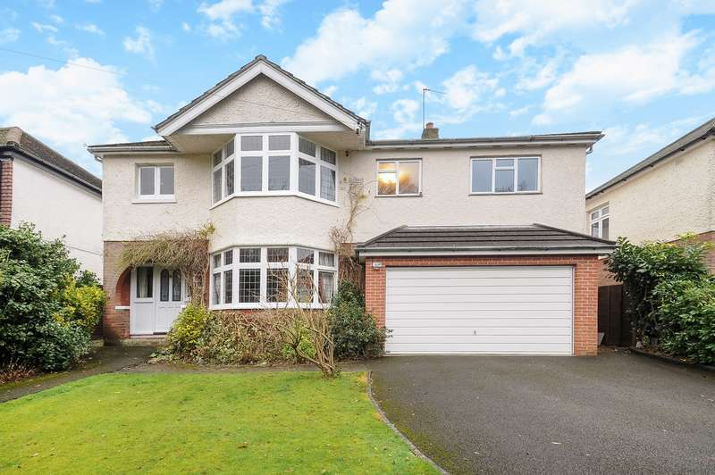 4 Bedrooms Detached House for sale in Lake Road, Chandler's Ford, Eastleigh, SO53