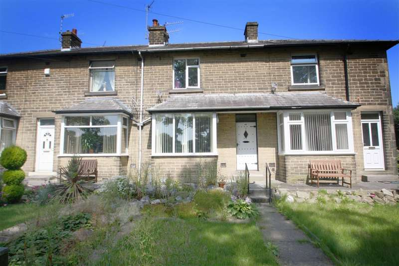 2 Bedrooms Terraced House for sale in St Peters Ave, Sowerby Bridge