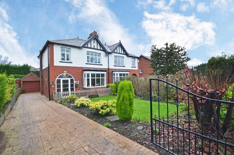 3 Bedrooms Semi Detached House for sale in Horbury Road, Wakefield