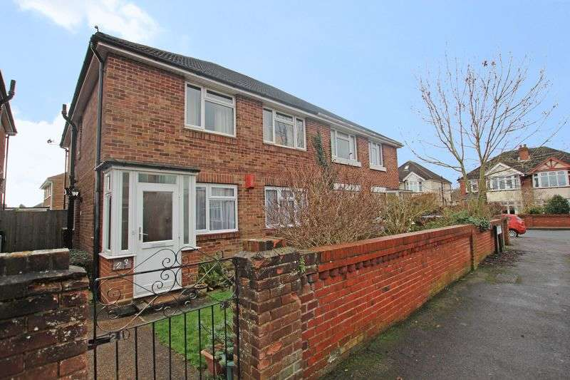 2 Bedrooms Flat for sale in Upper Shirley