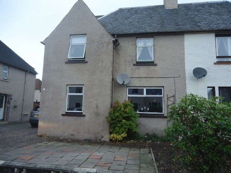 3 Bedrooms Semi Detached House for sale in 61 GARTMORN ROAD, SAUCHIE