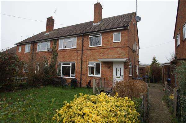 2 Bedrooms Maisonette Flat for sale in Hall Meadow, Burnham