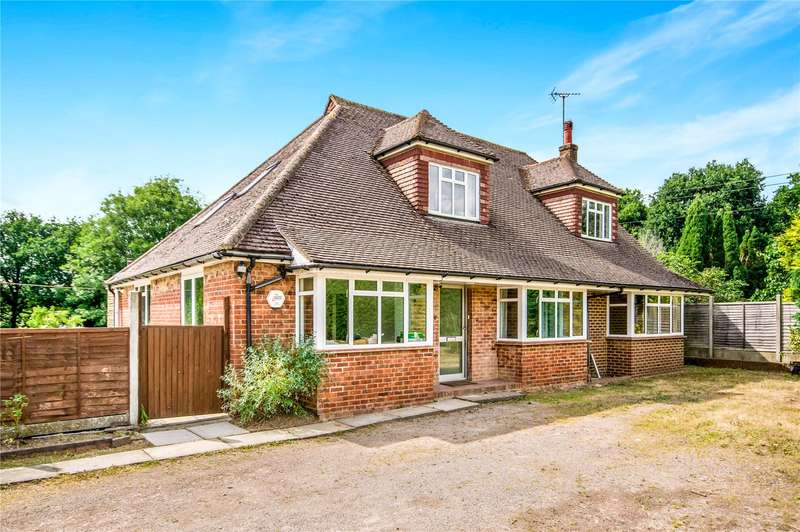 5 Bedrooms Detached Bungalow for sale in Horsham Road, Capel, Dorking, Surrey, RH5
