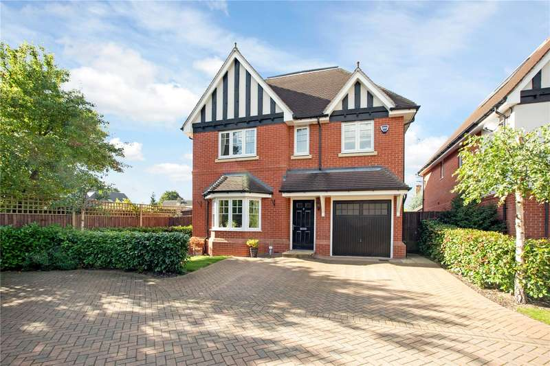 5 Bedrooms Detached House for sale in Lambourne Close, Burnham, Buckinghamshire, SL1