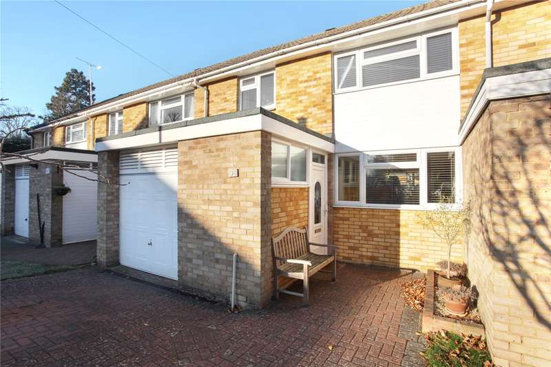 3 Bedrooms Terraced House for sale in Wood Close, Windsor, Berkshire, SL4