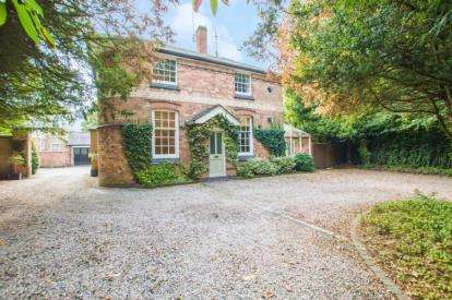 3 Bedrooms End Of Terrace House for sale in Orchard Cottages, South Street, Atherstone, Warwickshire