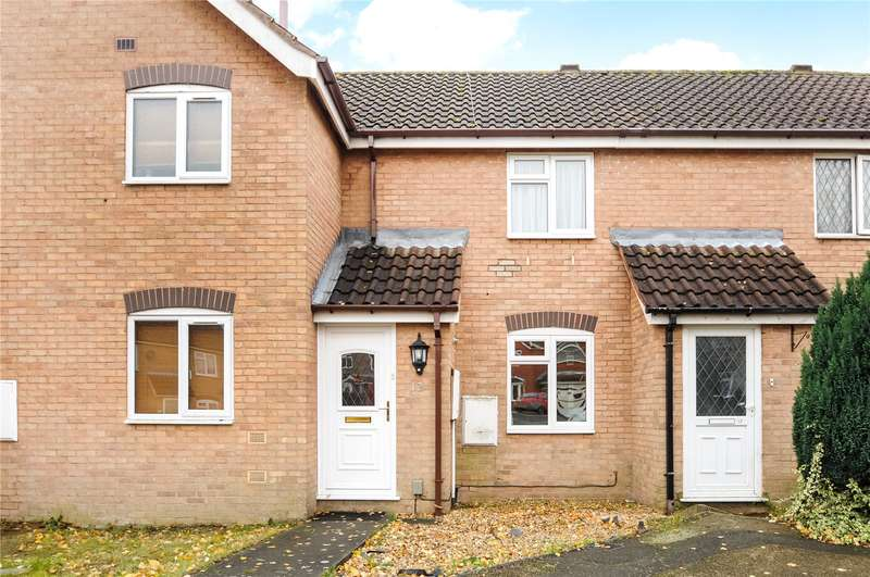 1 Bedroom Terraced House for sale in Burnley Close, Watford, Hertfordshire, WD19