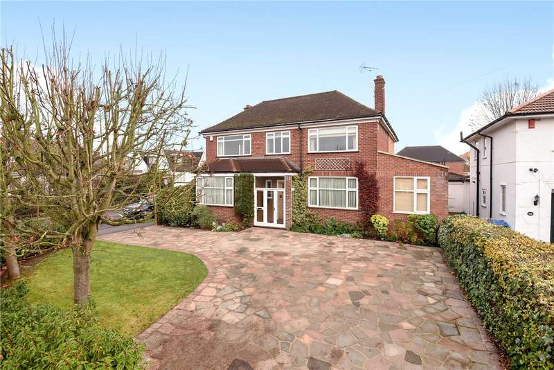 4 Bedrooms House for sale in Bury Street, Ruislip, Middlesex, HA4