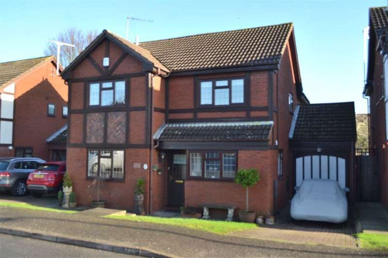 5 Bedrooms Detached House for sale in Tudor Manor Gardens, Watford, Herts, WD25