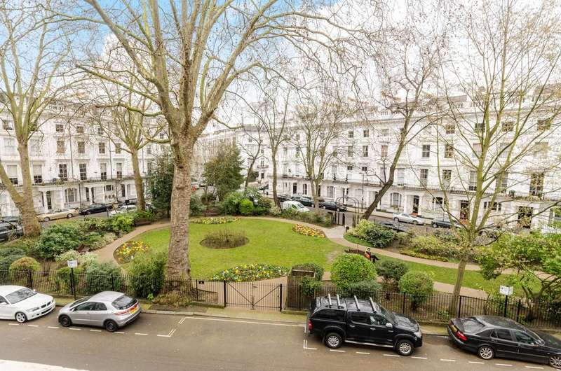 1 Bedroom Flat for sale in Westbourne Gardens, Bayswater, W2