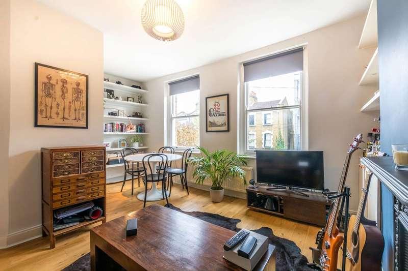 1 Bedroom Flat for sale in Aden Grove, Stoke Newington, N16
