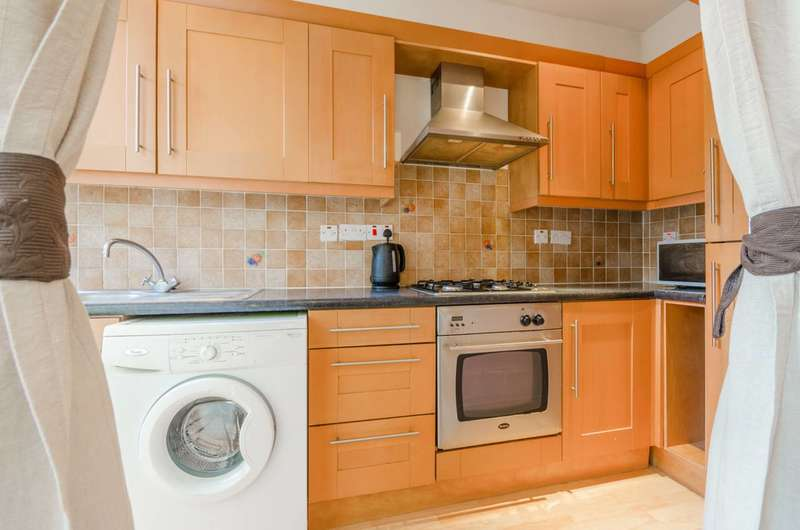 2 Bedrooms Flat for sale in Birnam Road, Finsbury Park, N4