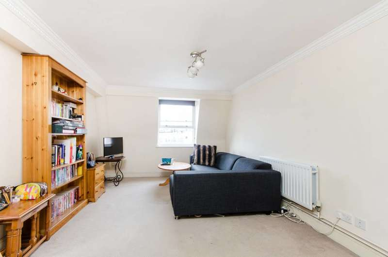 1 Bedroom Flat for sale in Knaresborough Place, Earls Court, SW5