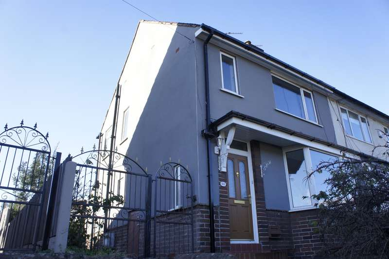 3 Bedrooms Semi Detached House for sale in Greenhill Avenue, Greenhill, Sheffield, S8 7TB