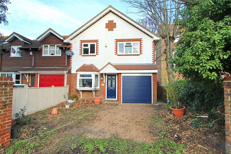 3 Bedrooms Semi Detached House for sale in Acre Gardens, Boundary Road, Worthing, BN11