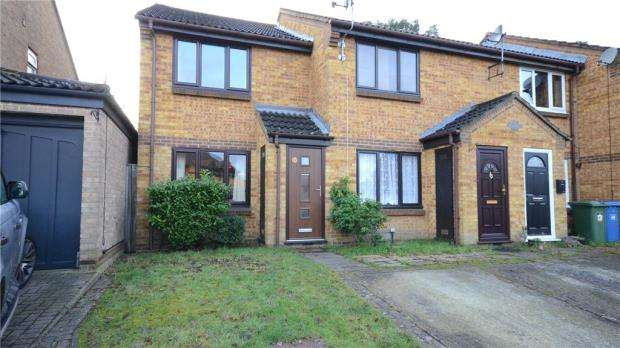 2 Bedrooms End Of Terrace House for sale in Westcombe Close, Bracknell, Berkshire