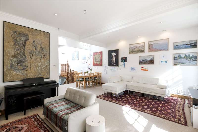 2 Bedrooms Flat for sale in Lower Sloane Street, London, SW1W