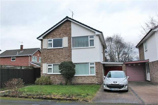 4 Bedrooms Detached House for sale in Larwood Grove, Nottingham