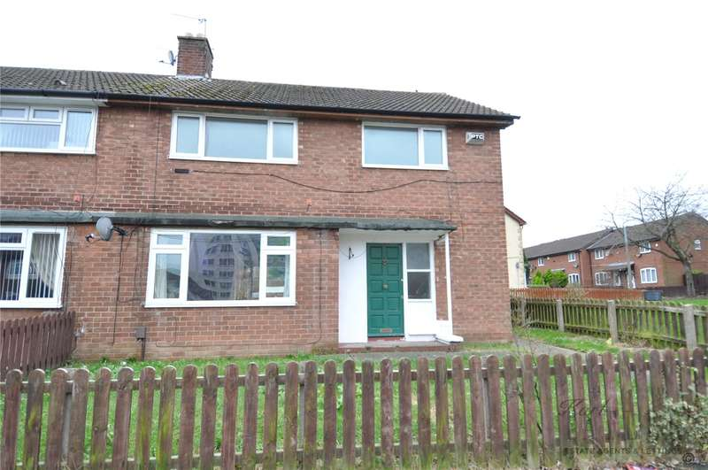 4 Bedrooms End Of Terrace House for sale in Hoole Road, Woodchurch, Wirral