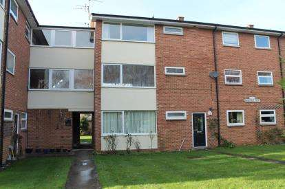 2 Bedrooms Flat for sale in Sandfield Court, Sandfield Road, Stratford-Upon-Avon