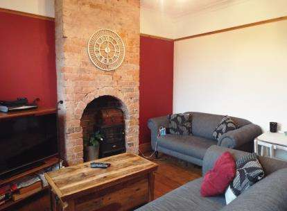 3 Bedrooms Terraced House for sale in Portland Street, Worcester, Worcestershire