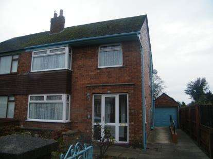 3 Bedrooms Semi Detached House for sale in Norfolk Road, Birkdale, Southport, Merseyside, PR8