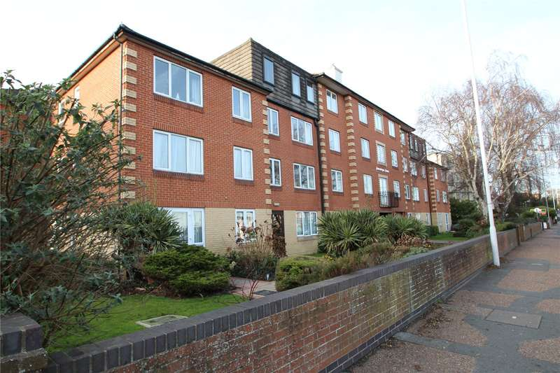2 Bedrooms Retirement Property for sale in Homesteyne House, Broadwater Road, Worthing, BN14