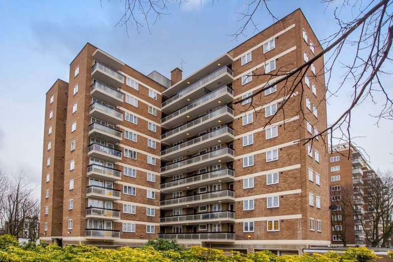 1 Bedroom Apartment Flat for sale in Dovercourt Estate, Islington