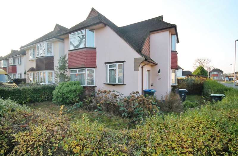 3 Bedrooms Link Detached House for sale in South Lane, New Malden