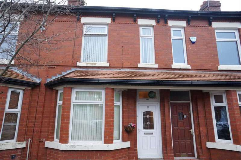 3 Bedrooms Property for sale in Cambridge Avenue, Whalley Range, Manchester, M16