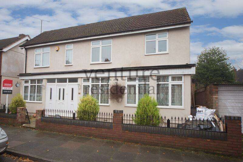 4 Bedrooms Detached House for sale in St Peters Road, Dunstable, Bedfordshire, LU5 4HY