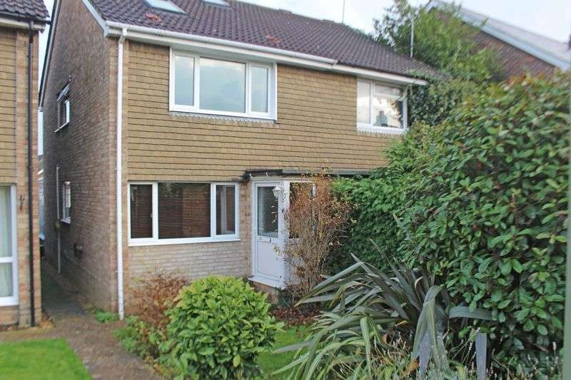 4 Bedrooms Semi Detached House for sale in Hedge End