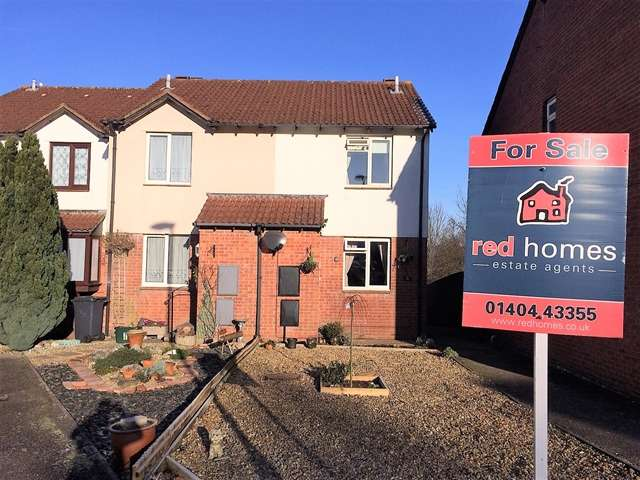 3 Bedrooms Apartment Flat for sale in Flat 2, Beech House, Exeter Road, Honiton