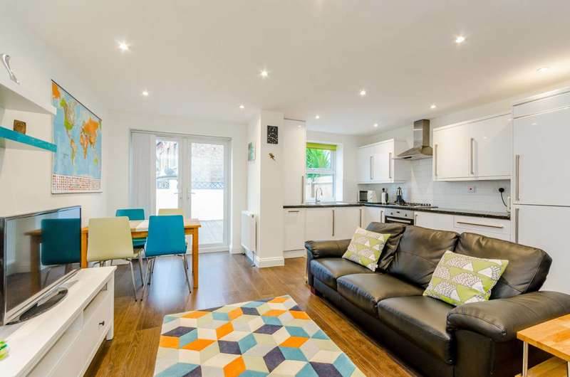 2 Bedrooms Flat for sale in Berners Road, Wood Green, N22