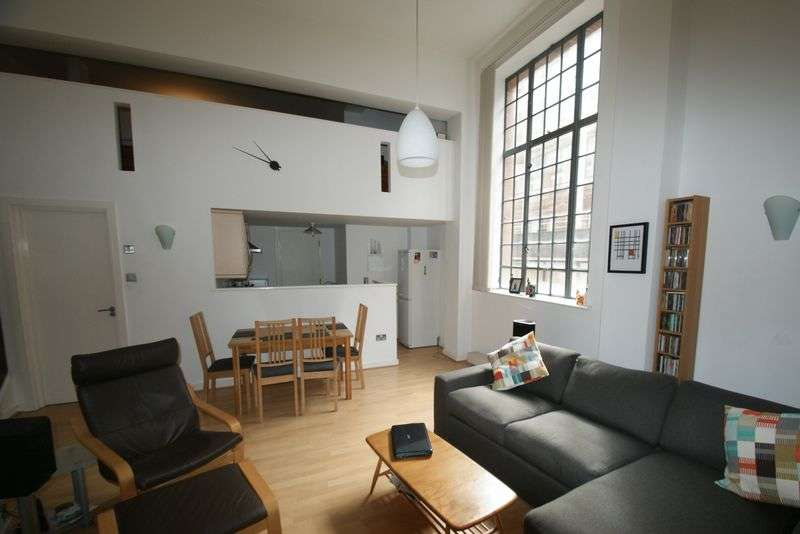 1 Bedroom Flat for sale in Hatton Garden, Liverpool