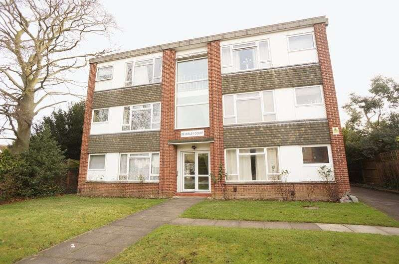 1 Bedroom Flat for sale in St. Johns Road, Sidcup, DA14 4HD