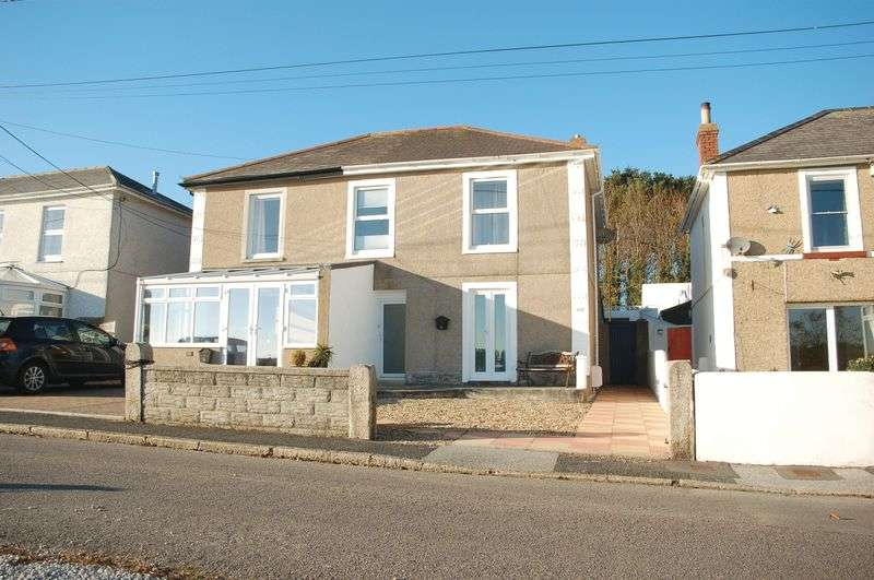 3 Bedrooms Semi Detached House for sale in Clifton Terrace, Hayle