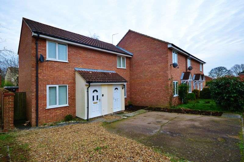 1 Bedroom Terraced House for sale in Peddars Way, Taverham